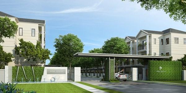 Dự án Nine South cư dân sẽ được tận hưởng toàn bộ không gian trong lành
